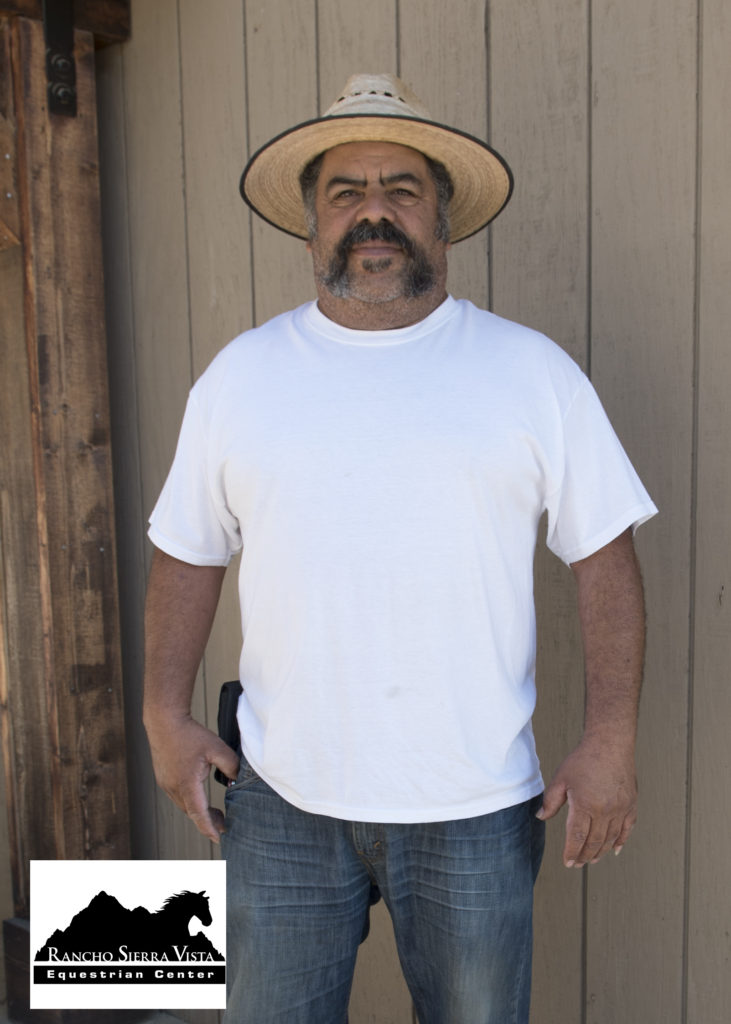 Ranch Foreman: Javier