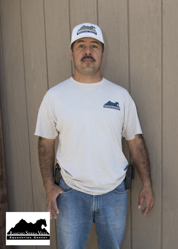 Ranch Foreman: Luis